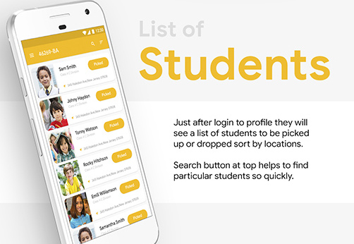 List of Student